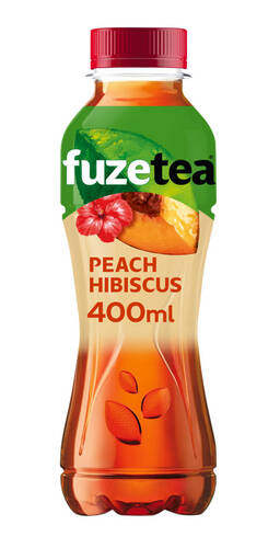 Fuze Tea Perzik-Hibiscus 400ml