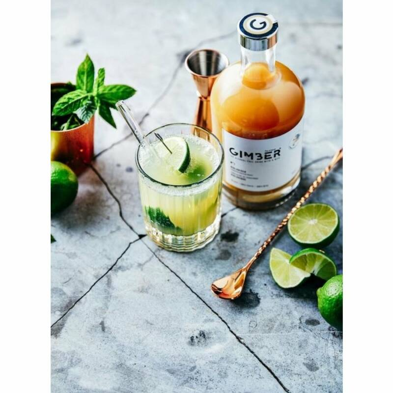 Hype! Gimber The alcohol-free drink with a bite