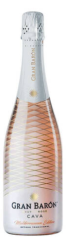 Gran Baron Cava Rosé Limited Edit. 75cl