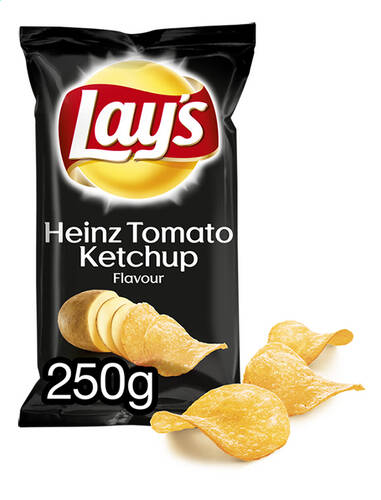 Lay's Heinz Tomato Ketchup 250gr