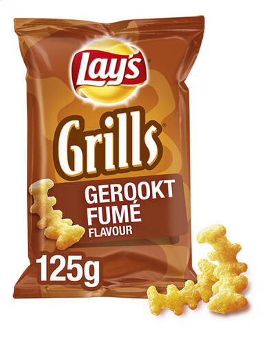 Lay's Grills Chips 125gr