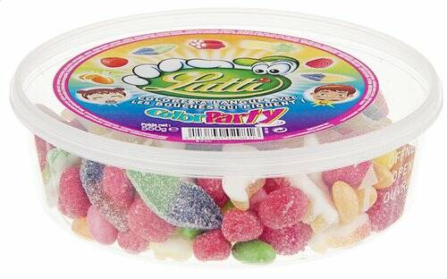Lutti snoep Colorparty 550gr