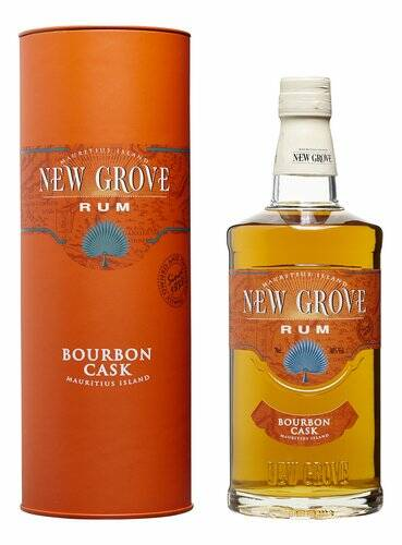 New Grove Rum Boubon Cask 40% 70cl