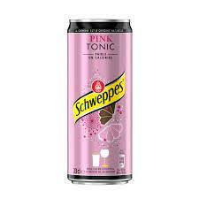 Schweppes Pink Tonic 33cl