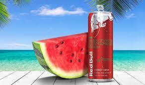 NEW! Red Bull Watermelon 25cl