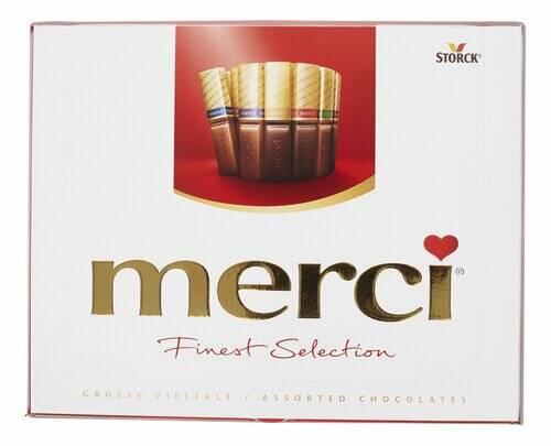 Merci Mix finest collection 250