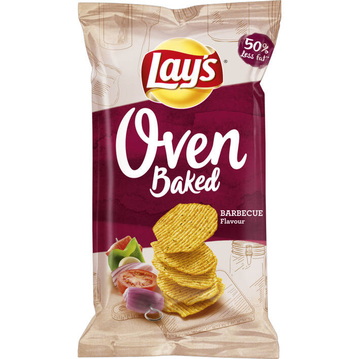 Lay's Oven Baked Barbecue 150gr