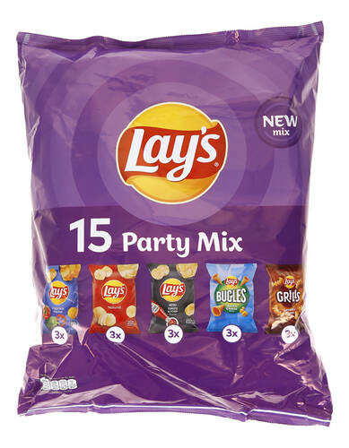 Lay's Party Mix  396gr