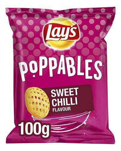 Lay's Poppables Sweet Chili 100gr