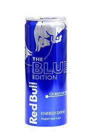 Red Bull The Blue Edition Blauwe Bosbes 25cl