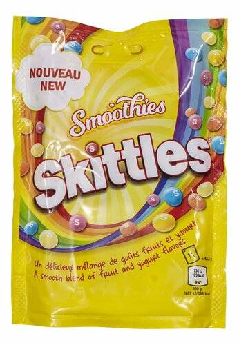 Skittles Smoothies 174gr