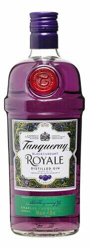 Tanqueray Blackcurrent Royale 41,3%