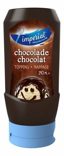 Imperial Topping Chocoladesaus 290ml