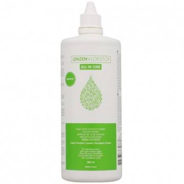 Lenzenvloeistof sensitive All-in-one 360ml