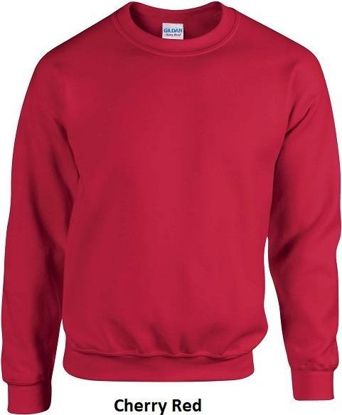 Sweater Cherry Red
