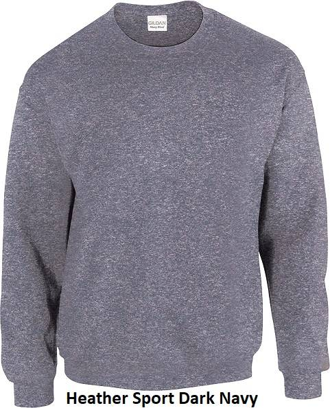 Sweater Heather Sport Dark Navy