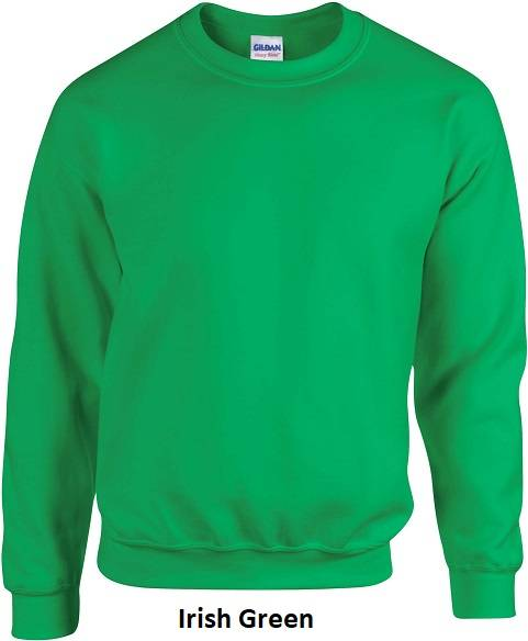 Sweater Irish Green