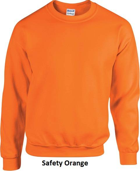 Sweater Safety Orange