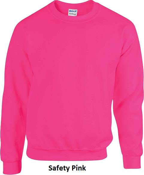 Sweater Safety Pink
