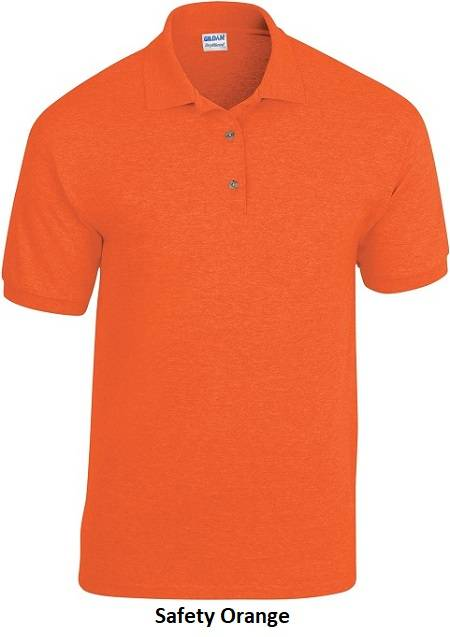 Polo Safety Orange