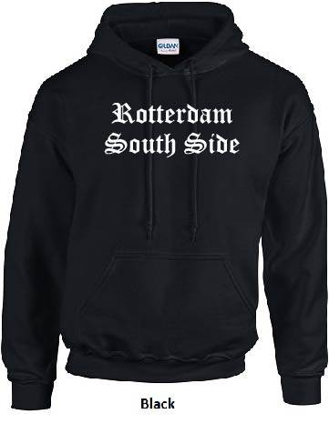 Hooded Rotterdam South Side