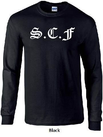 Long Sleeve 007 S.C.F
