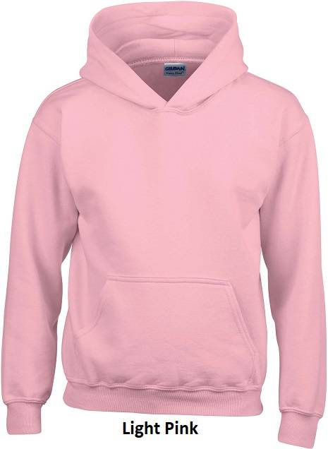 Hooded Light Pink