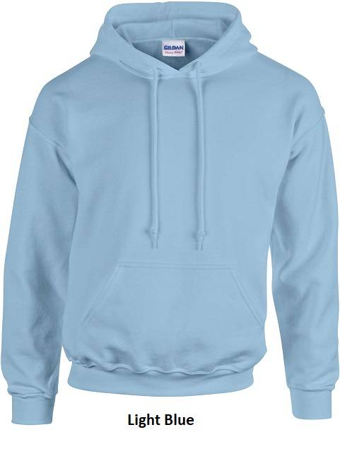 Hooded Light Blue