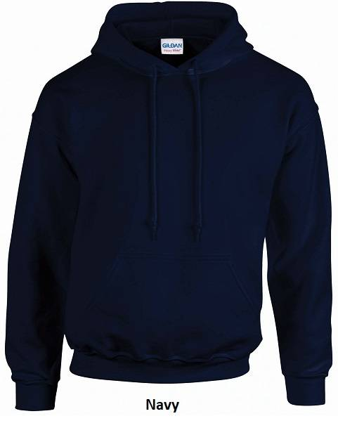 Hooded Navy