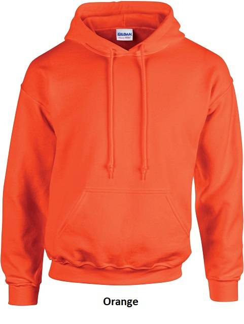 Hooded Orange