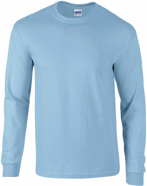 Long Sleeve Light BLue