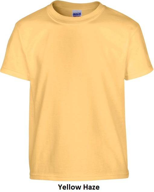 Shirt Yellow Haze