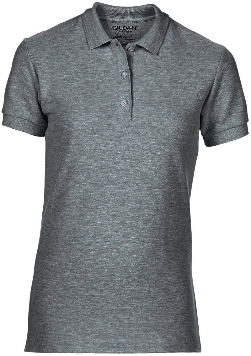 Polo Graphite Heather