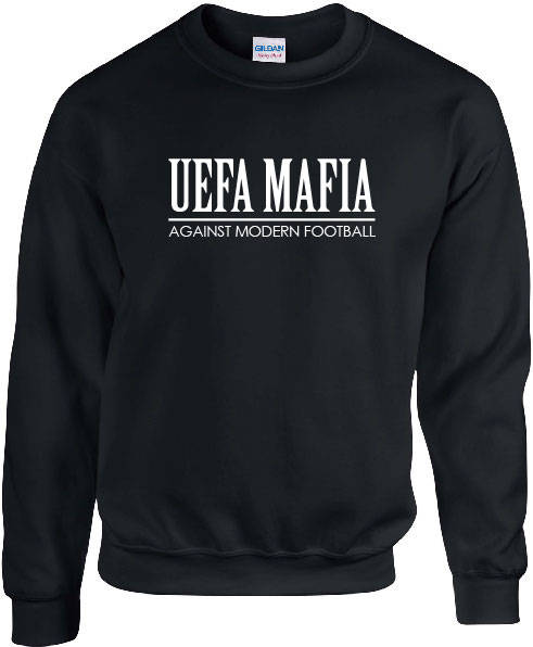 Uefa Mafia against modern football.