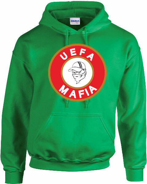 Hooded Uefa Mafia