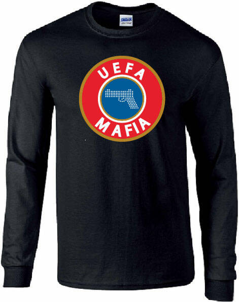 Long Sleeve 010 Uefa Mafia