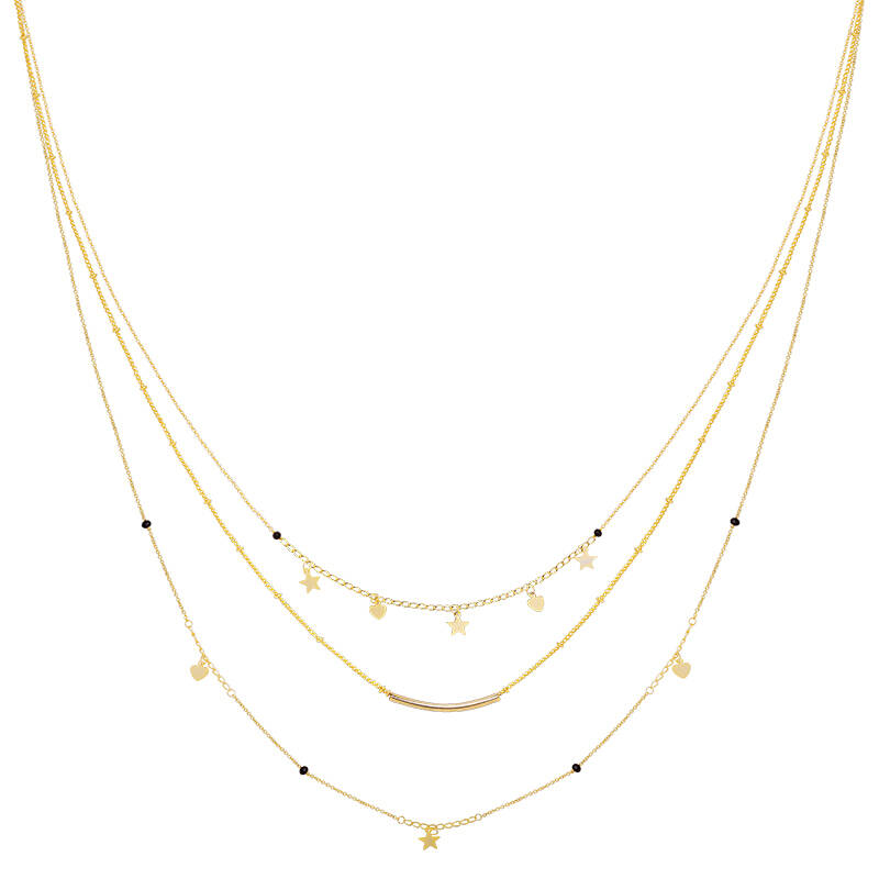 NECKLACE - FAMOUS STAR