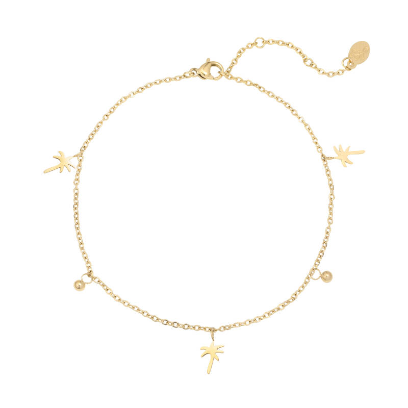 ANKLET - PALM TREE
