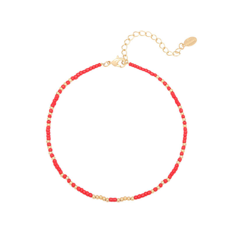 ANKLET - MYSTIC BEADS