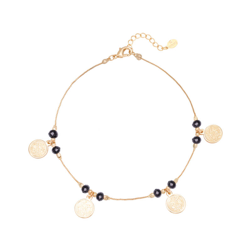 ANKLET - ANCIENT COIN