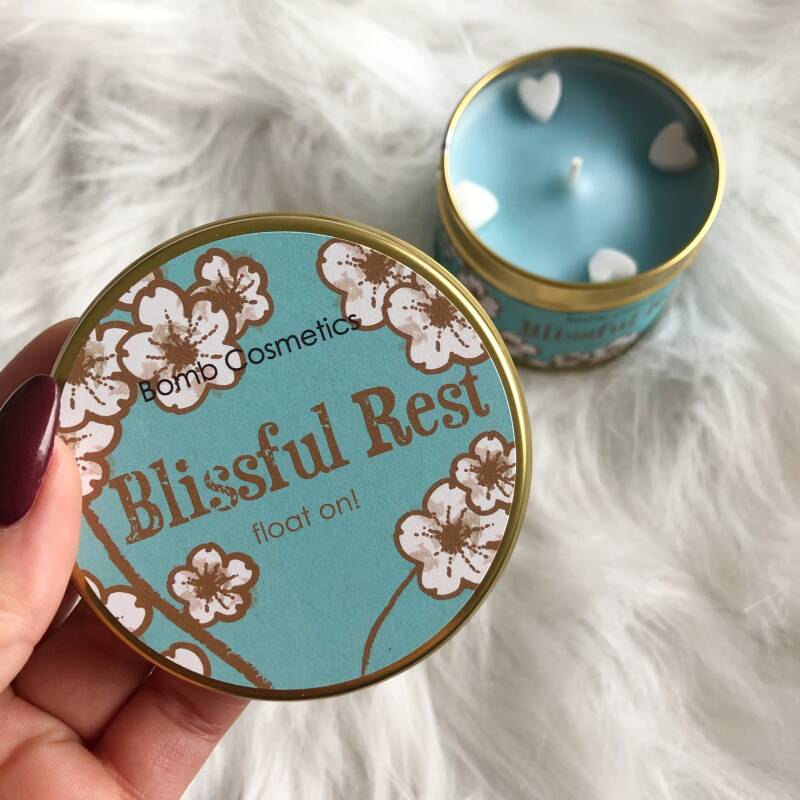 TINNED CANDLE - BLISSFUL REST