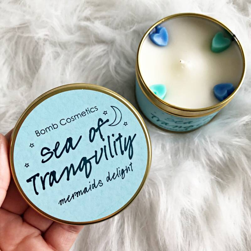 TINNED CANDLE - SEA OF TRANQUILITY