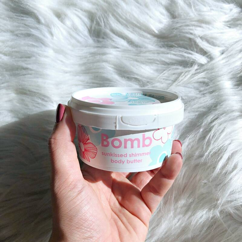 SHIMMER BODY BUTTER - SUNKISSED