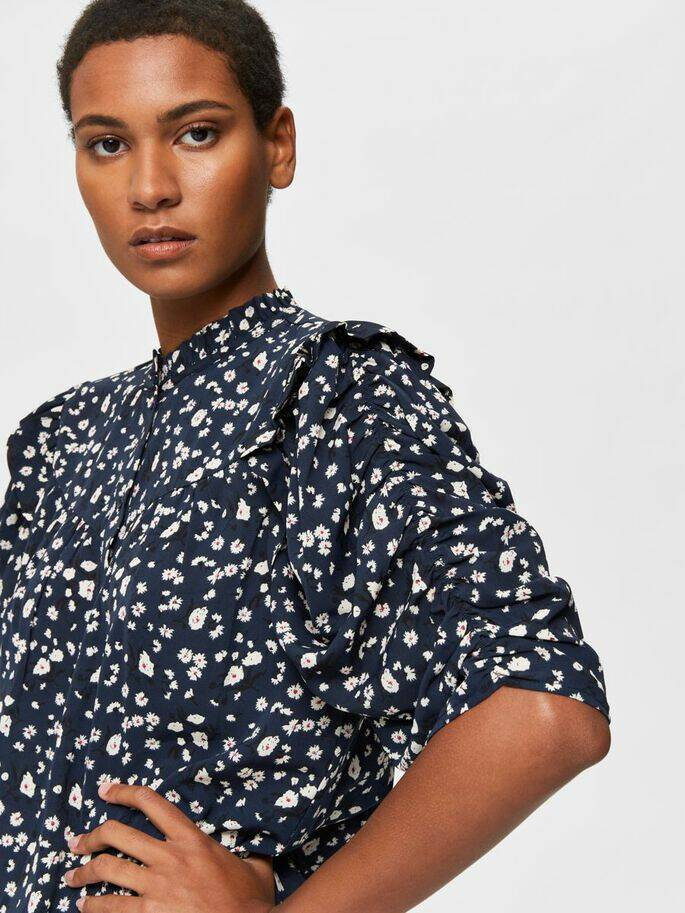 Selected Femme - Ruche top