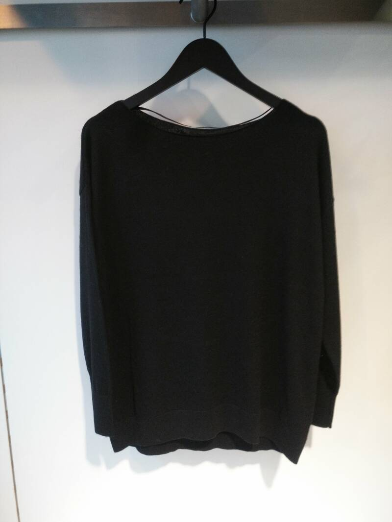 Selected Femme - Cashmere trui met boothals
