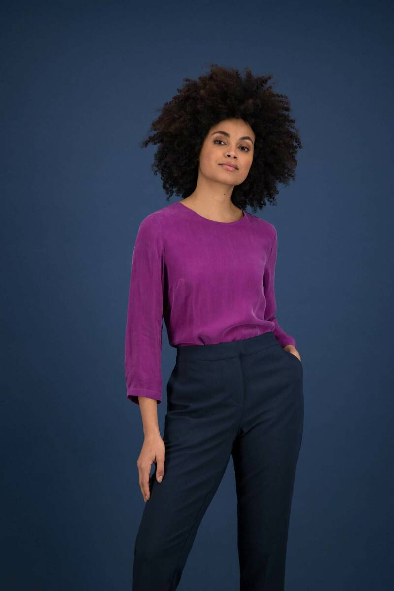 POM - Royal purple top