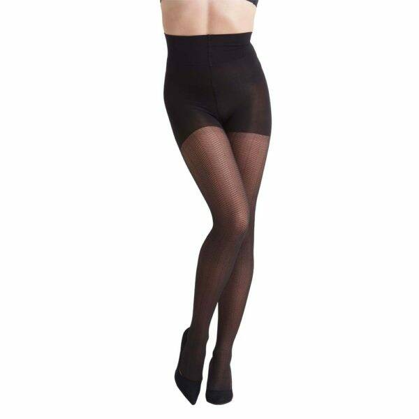Nomi - Shaping frill tights - 30 den