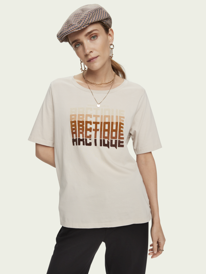 Scotch & Soda - Relaxed fit T-shirt