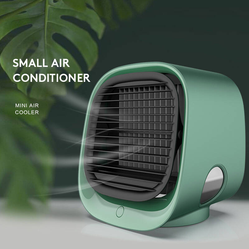 The Retro Mini Aircooler ''Green''