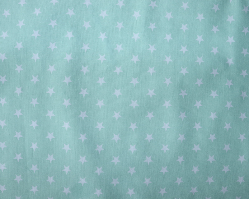 Stars  - Warm mint groen  -
